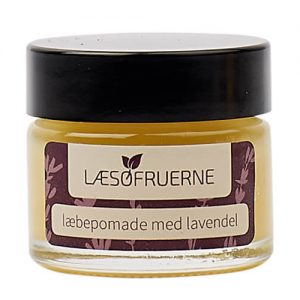 laesoe-Laebepomade Lavendel