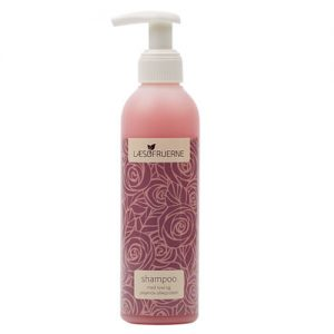 Laesoe Shampoo Plejende Rose